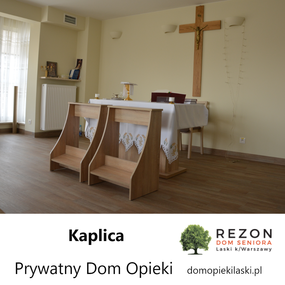 Kaplica w Domu Seniora Laski / Warszawa