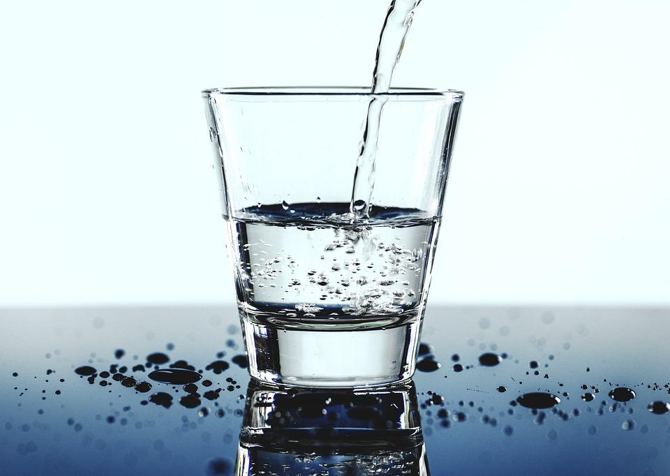 Pij wodę na zdrowie ;)