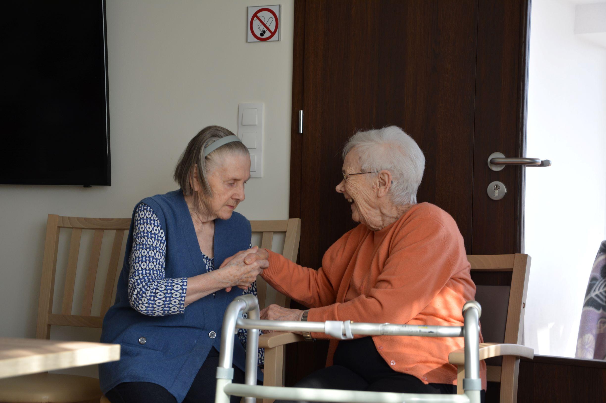 Aktywizacja osób starszych.