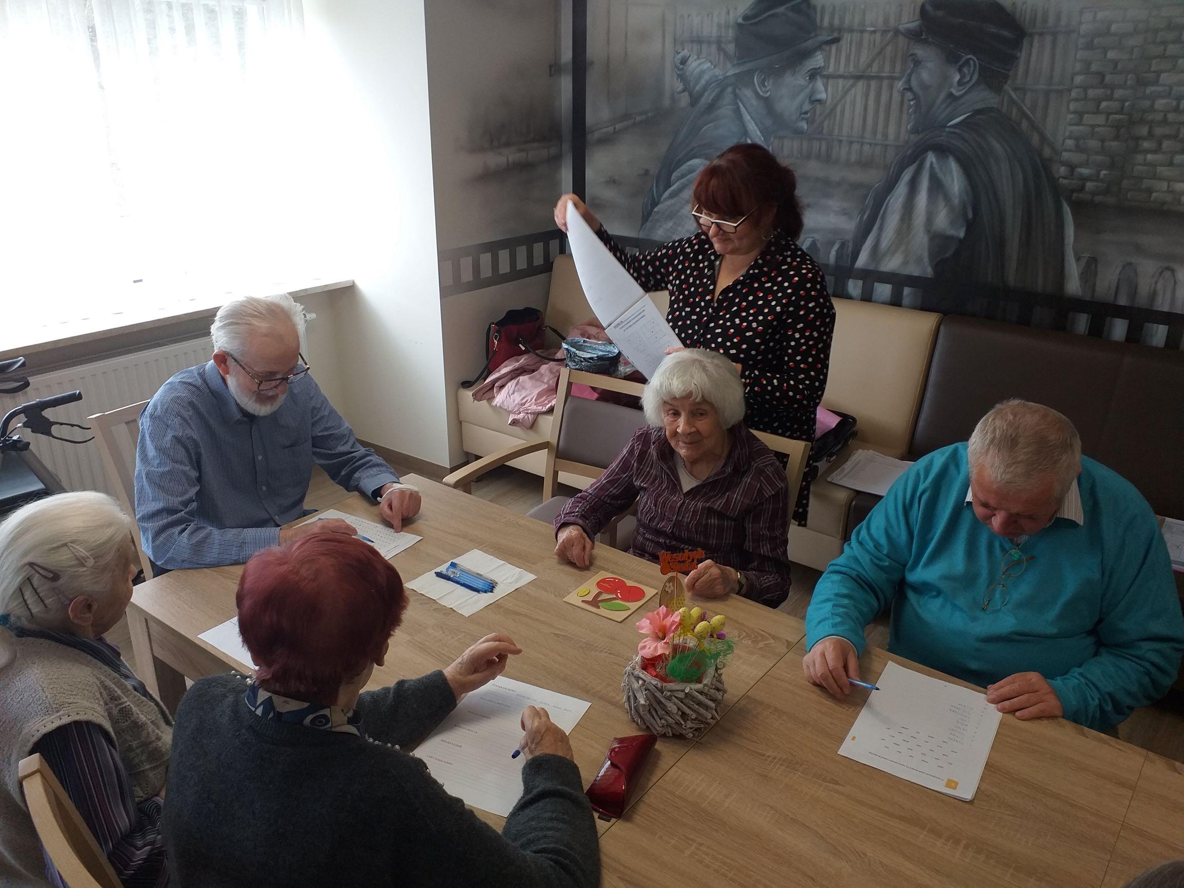 Aktywizacja Seniorów.